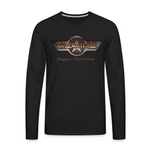 Long sleeve - Men - Männer Premium Langarmshirt