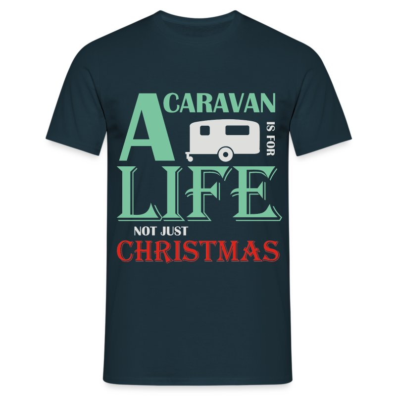 Caravan for Life - Men's T-Shirt
