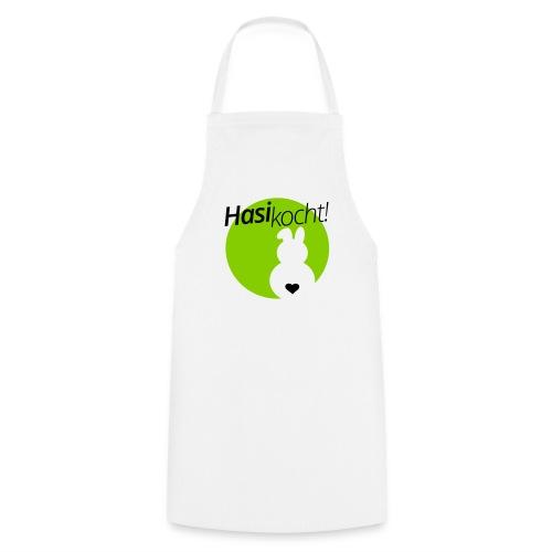Kochschürze Hasi kocht - Kochschürze