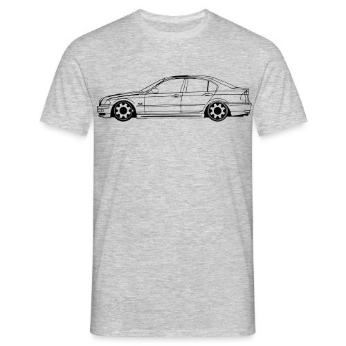 E*46 preface - Männer T-Shirt