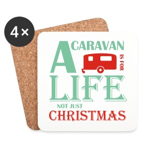 Christmas Coasters - Coasters (set of 4)