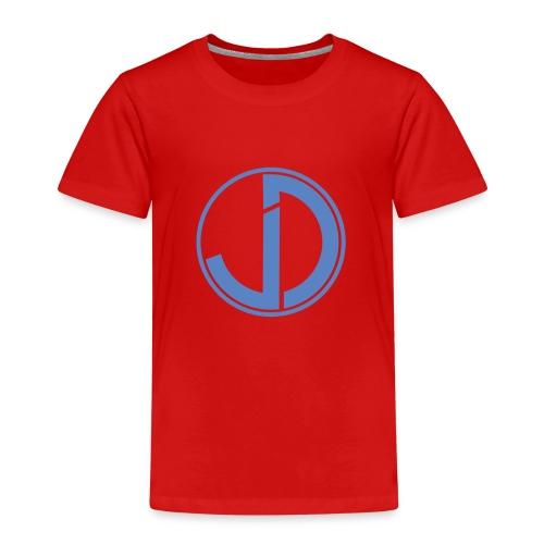 Junior Dominator (2-8YRS KIDS TEE) - Kids' Premium T-Shirt