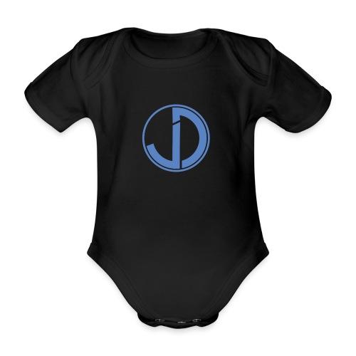 Junior Dominator (BABY VEST) - Organic Short-sleeved Baby Bodysuit