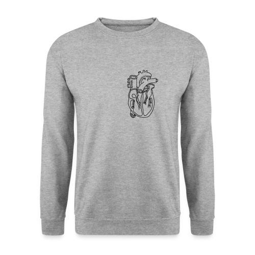 Herz - Männer Pullover
