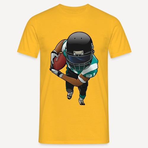 Running Back - T-shirt - Maglietta da uomo