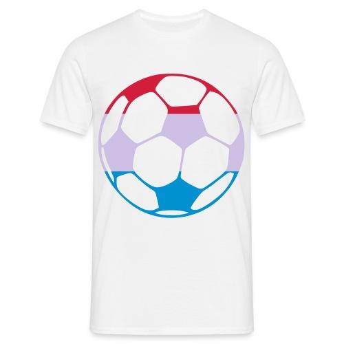 NL is WK 2010! - Mannen T-shirt