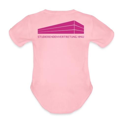 Für Eddy - Baby Bio-Kurzarm-Body