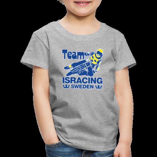 T-shirt barn Premium, Team Isracing Sweden - Premium-T-shirt barn