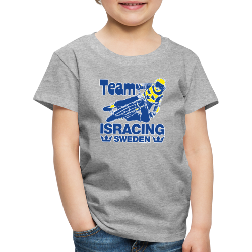 T-shirt barn Premium, Team Isracing Sweden - Premium-T-shirt barn