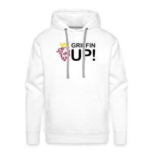 GRIFFIN UP! color - Men's Premium Hoodie