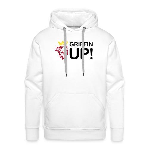 GRIFFIN UP! color - Men's Premium Hoodie