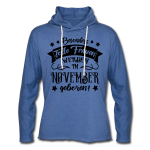 Geburtstag Frauen November geboren Pullover & Hoodies