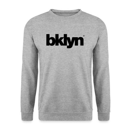 grey sweater - Men's Sweatshirt