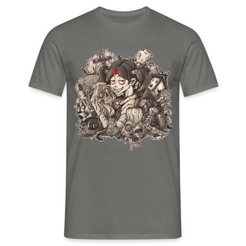 Scary Shirt standart - Männer T-Shirt