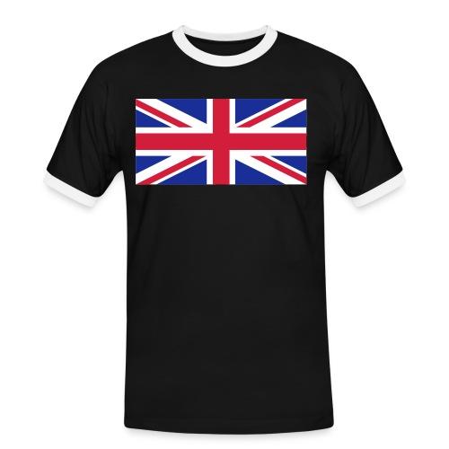 MOH - T-shirt contrasté Homme
