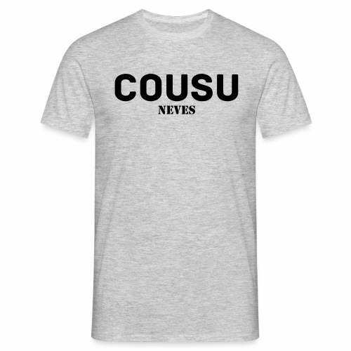 Tshirt Cousu NEVES - T-shirt Homme