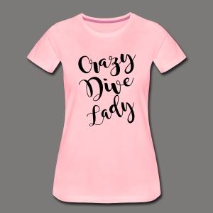 Crazy Dive Lady-2017