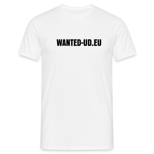 WANTED-UD.EU - T-shirt Homme