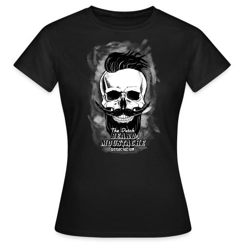 DBMA Skull - Vrouwen T-shirt