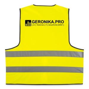 Fluo Geronika - Veiligheidsvest