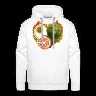 Sweatshirts ~ Herre Premium hættetrøje ~ Let out the lion, sweatshirt