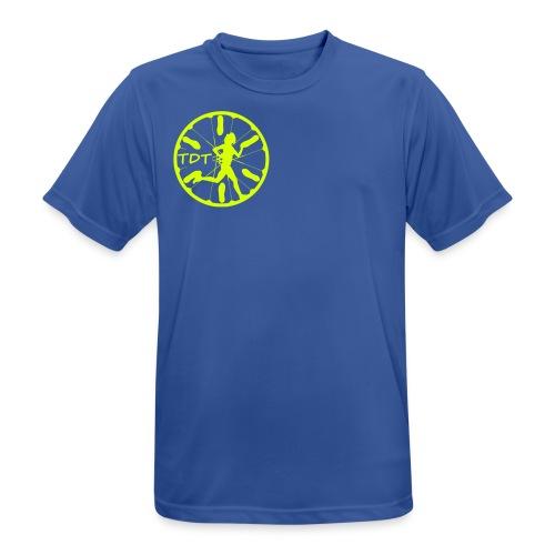 TDT ultralet sports T-Shirt (Herre model) - Herre T-shirt svedtransporterende