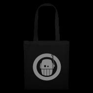 Sacs et sacs à dos ~ Tote Bag ~ Sac Logo Argenté