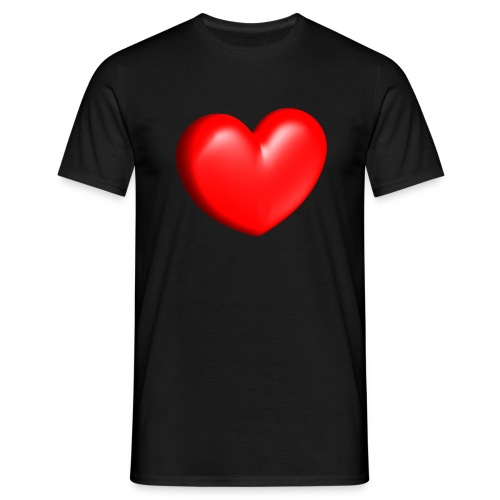 Heart'shirt - T-shirt Homme
