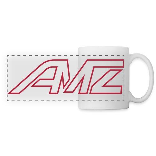 AMZ Tasse white - Panoramatasse