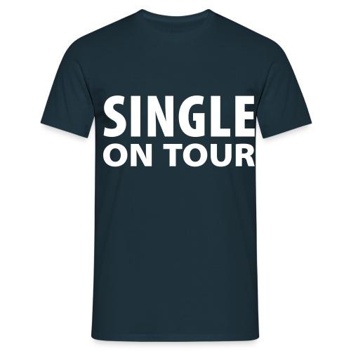 SINGLE ON TOUR - T-shirt herr