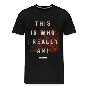 Who I Really Am Tee [Mens] - Men's Premium T-Shirt