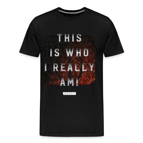 Who I Really Am Tee [Mens] - Men's Premium T-Shirt
