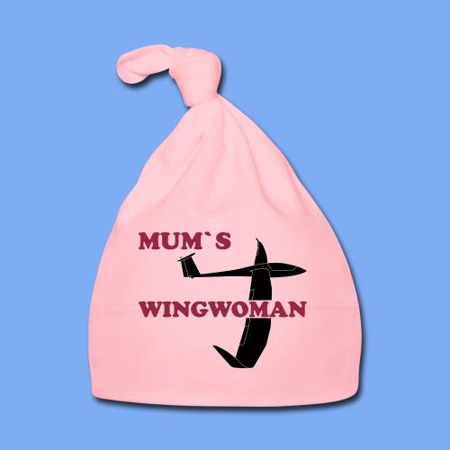 Mum´s Wingwoman Geschenk Sport Segelflieger - Baby Cap