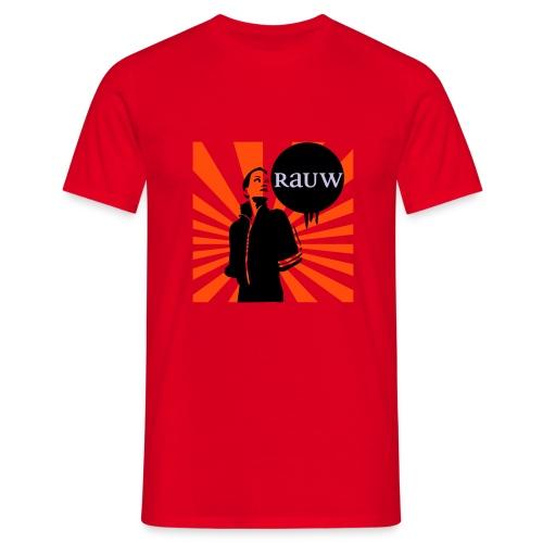 promo shirt RAUW - Mannen T-shirt