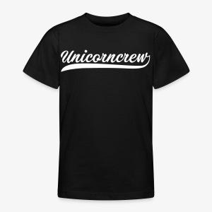 Kindershirt black - Teenager T-Shirt