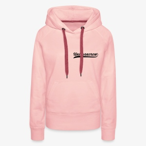 Crew Hoodie rosa - Frauen Premium Hoodie