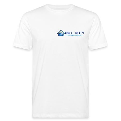 T-shirt équipe LBC CONCEPT 100% Coton - T-shirt bio Homme
