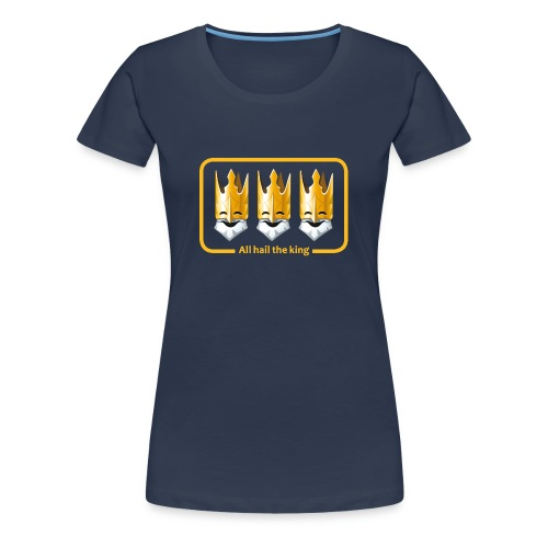 Shirt CS [STM-CST-D02-001] - Frauen Premium T-Shirt