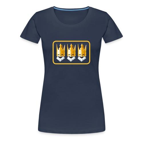 Shirt CS [STM-CST-D03-001] - Frauen Premium T-Shirt