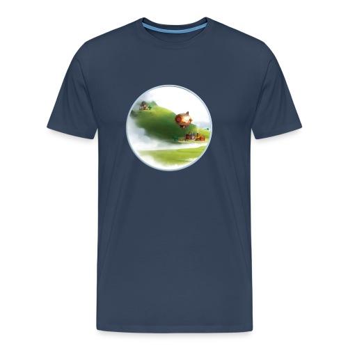 Shirt CS [STM-CST-D01-001] - Männer Premium T-Shirt