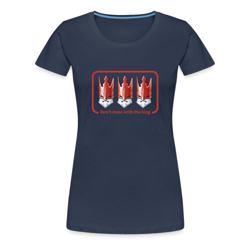 Shirt CS [STM-CST-D04-001] - Frauen Premium T-Shirt