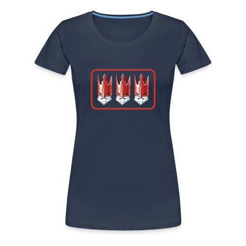 Shirt CS [STM-CST-D05-001] - Frauen Premium T-Shirt