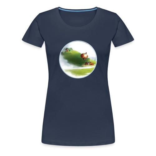 Shirt CS [STM-CST-D01-001] - Frauen Premium T-Shirt