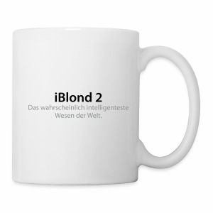iBlond Das wahrscheinlich intelligenteste Wesen der Welt - Tasse