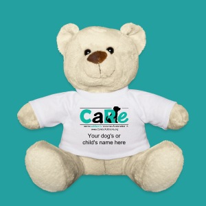 Personalised CARE CHILDREN'S teddy (THIS IS NOT A DOG TOY) WHITE - Teddy Bear