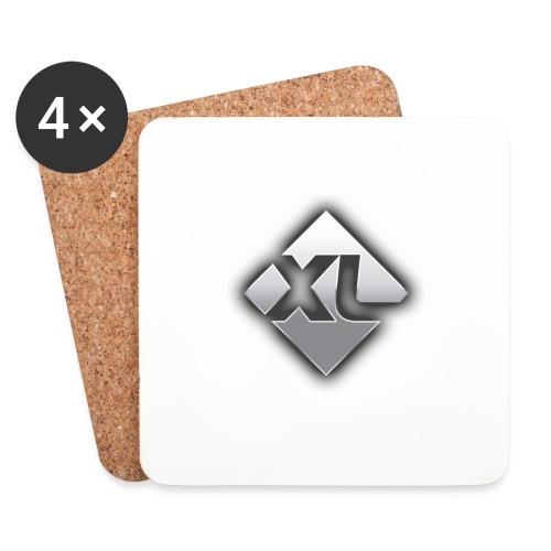 XLight Mug Coasters - Coasters (set of 4)