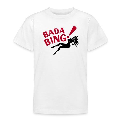 Kindershirt - Bada Bing kids - Teenager T-shirt