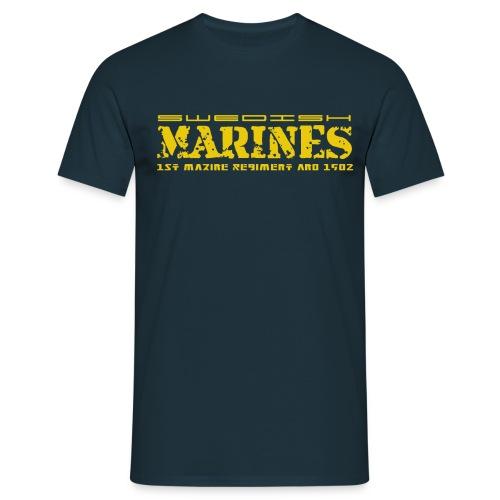 T-shirt Marines - T-shirt herr