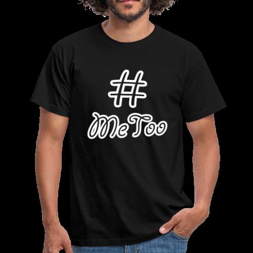 T-shirt, Hashtag MeToo - T-shirt herr