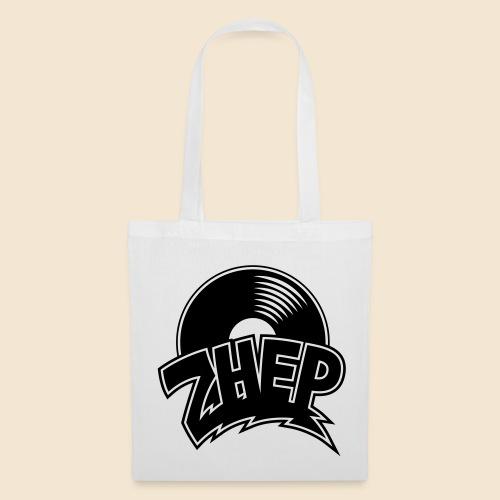 ZHEP Stoffbeutel / 1-farbiger digital Direktdruck schwarz - Stoffbeutel